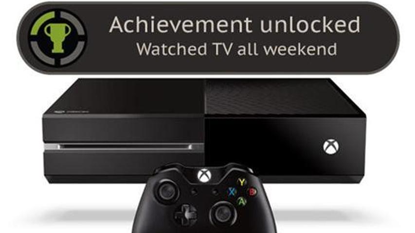 achievement xbox one tv