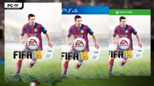 fifa 15 covers multiplatform