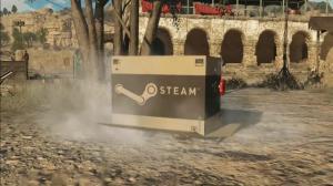 Steam PC doos box Metal Gear Solid